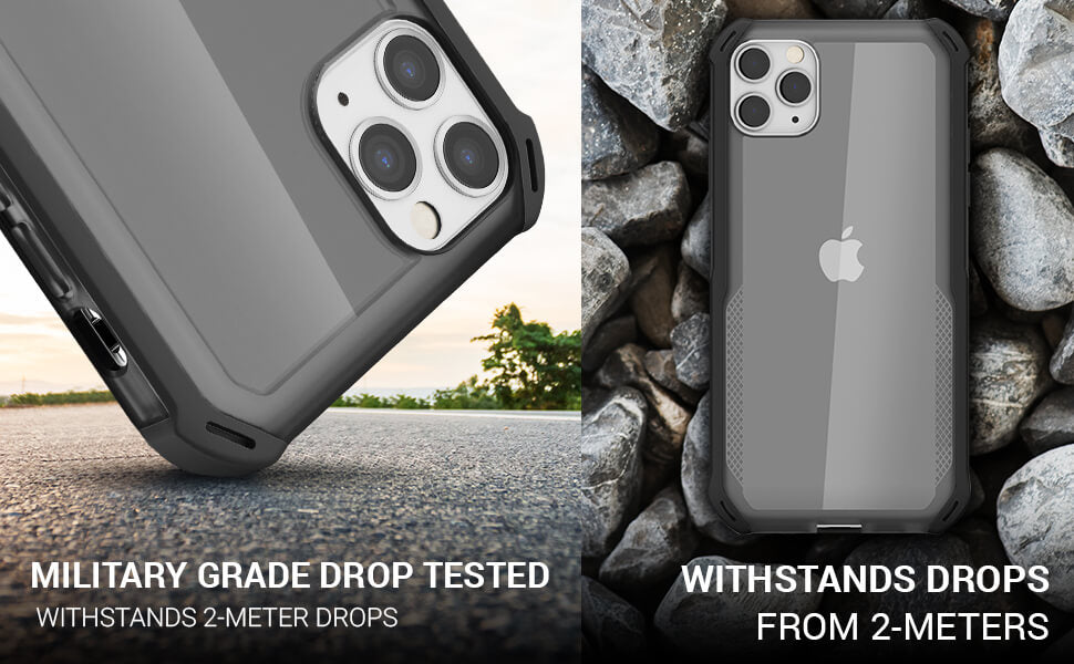 iPhone 11 Pro Clear Grip Case