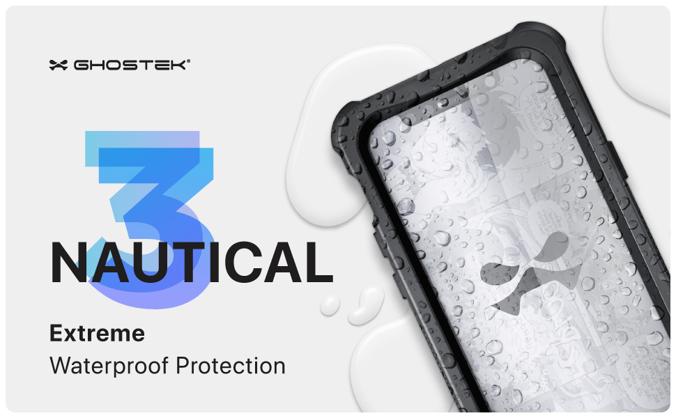 iPhone 12 Waterproof Case