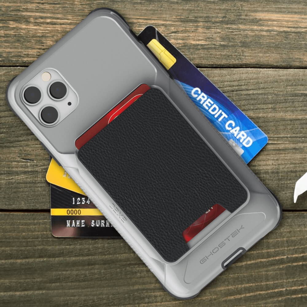 iPhone 11 Pro Max Leather Card Holder