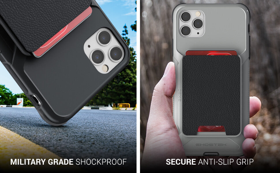 iPhone 11 Pro Magnetic Wallet Case