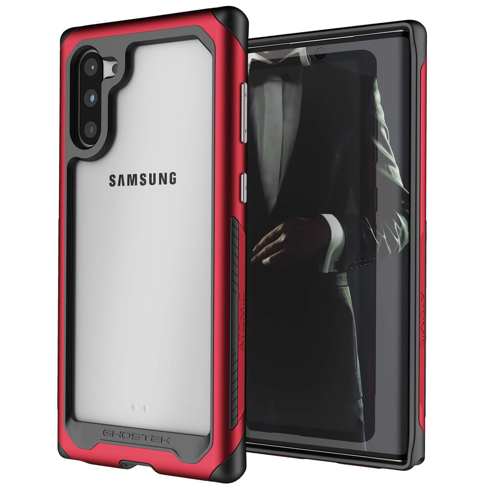 Galaxy Note 10 Red Case