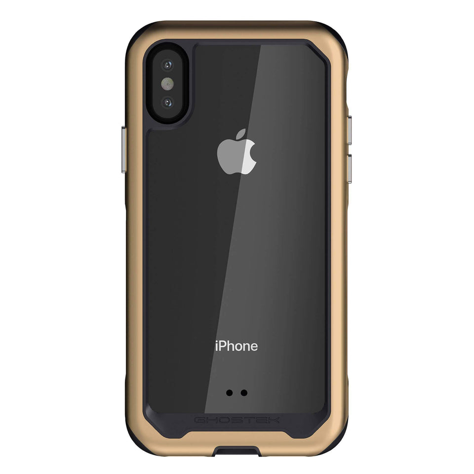 iPhone XS Gold Phone Case