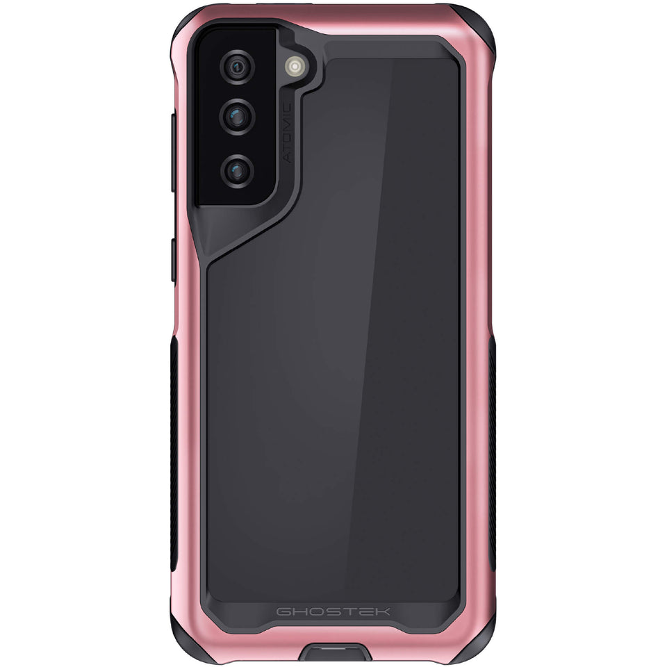 Galaxy S21 Plus Phantom Pink Clear Case