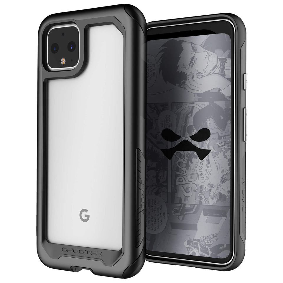 Pixel 4 Black Phone Case
