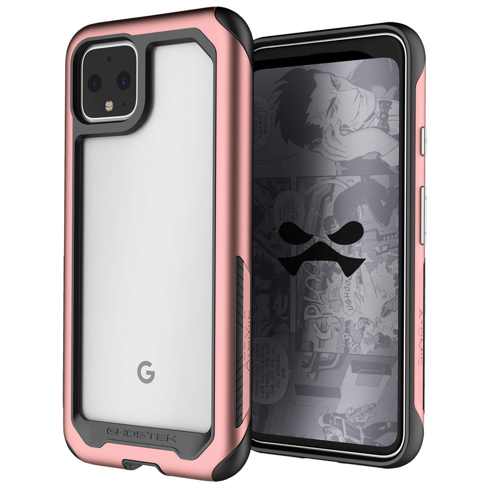 Pixel 4 Pink Phone Case