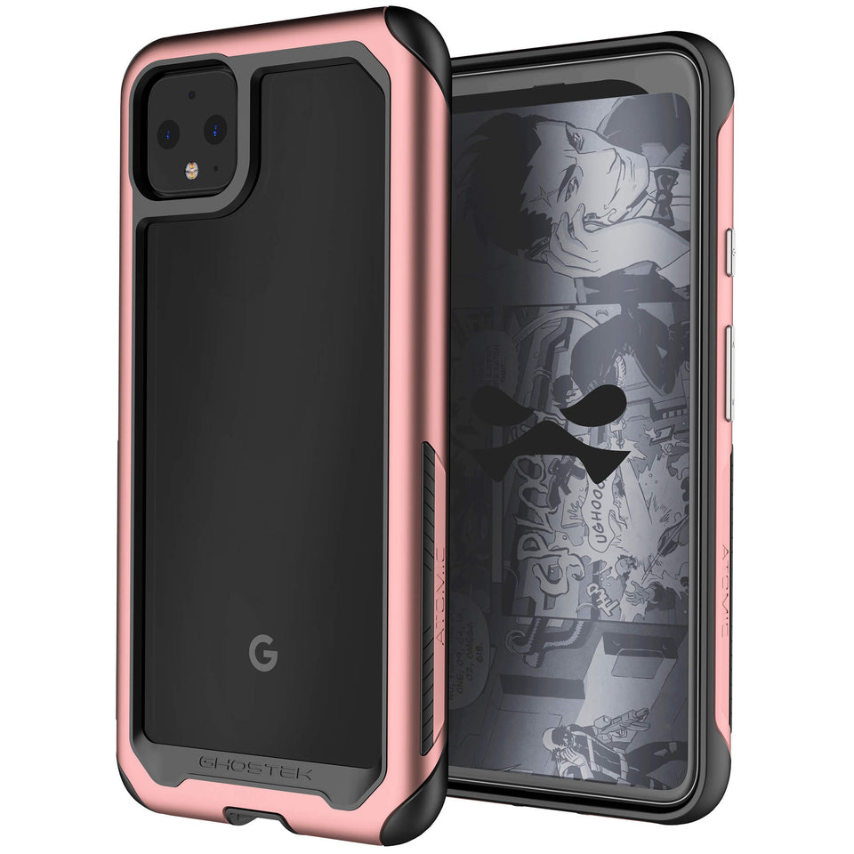 Pixel 4 XL Pink Phone Case