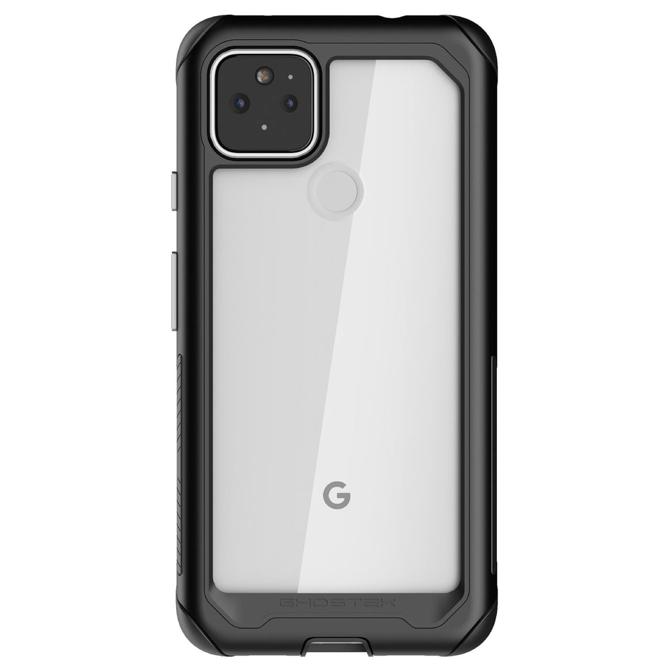 Pixel 4a 5G Black Metal Case