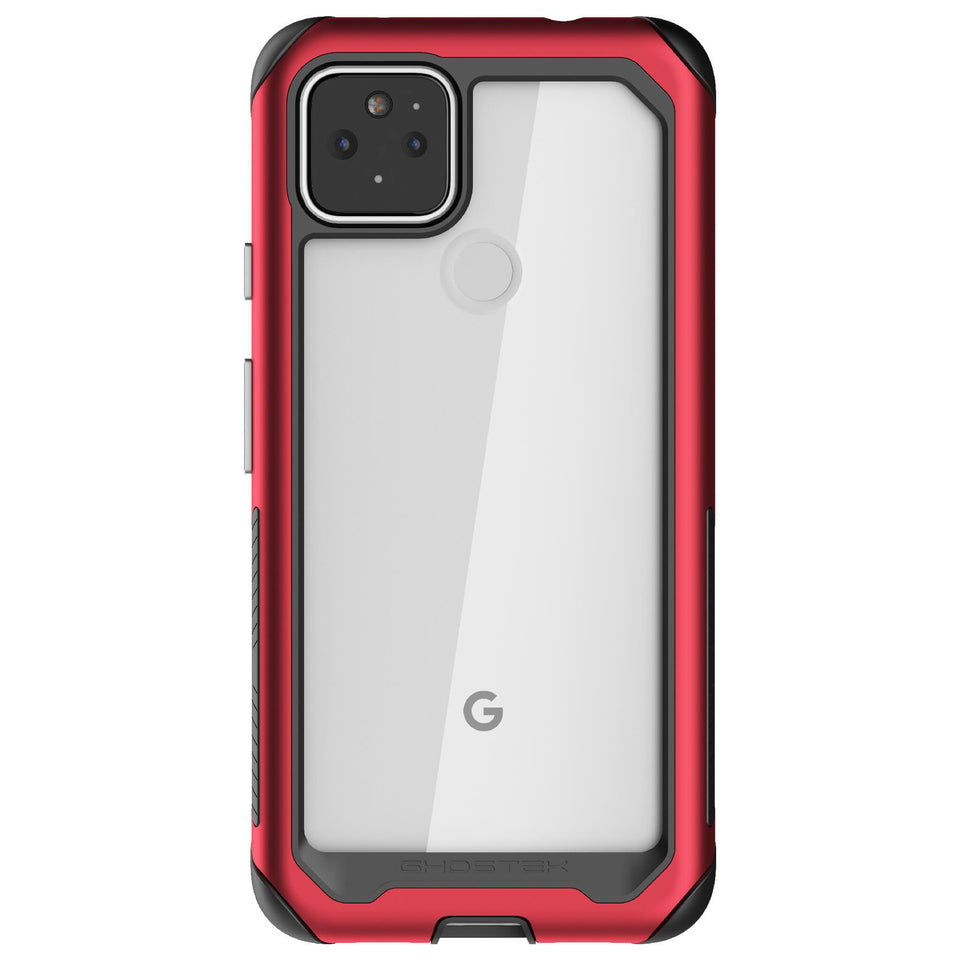 Pixel 4a 5G Red Metal Case