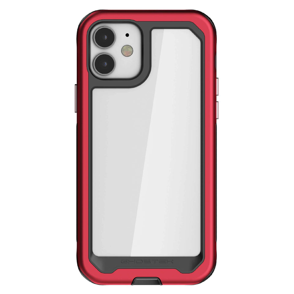 iphone 12 mini red protective case