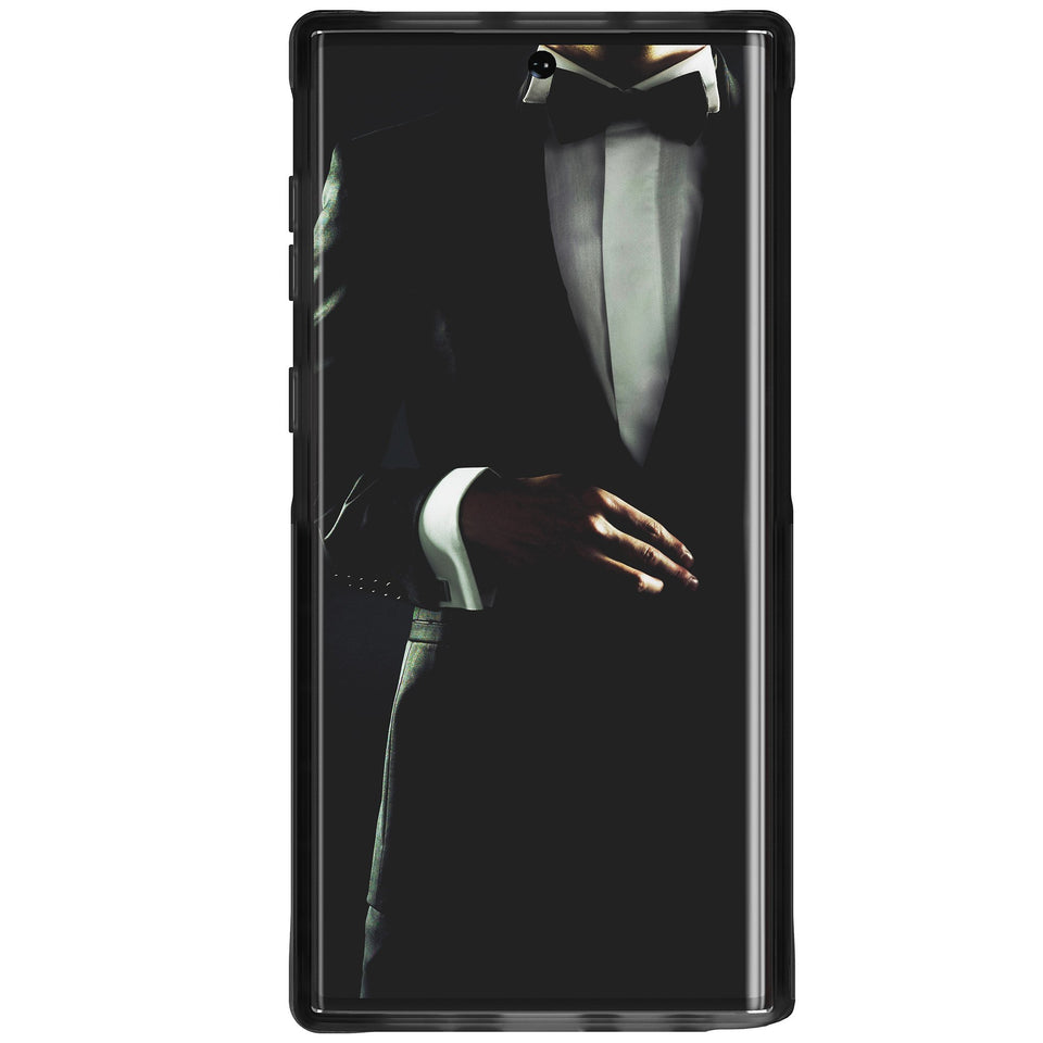 Galaxy Note 10 Black Phone Case