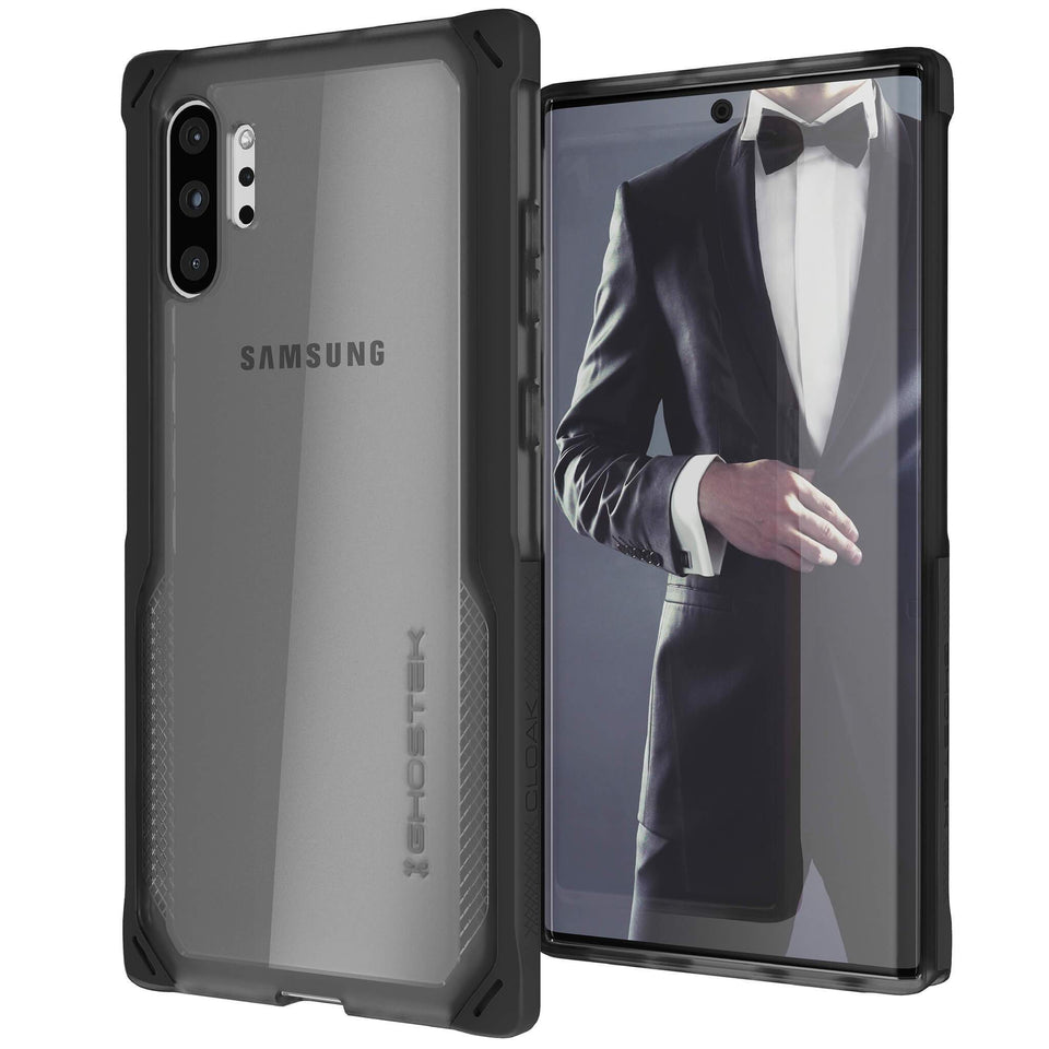Galaxy Note 10 Plus Black Case