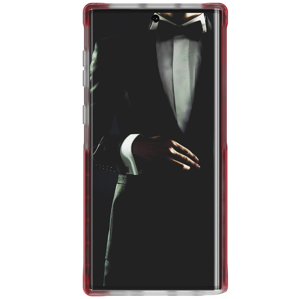 Galaxy Note 10 Red Phone Case