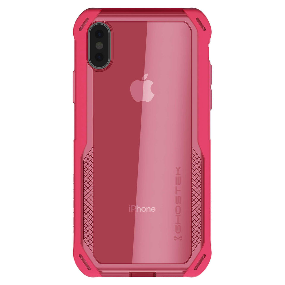 iPhone XS Pink Phone Case