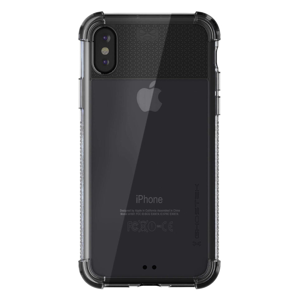 iPhone XS Case — COVERT