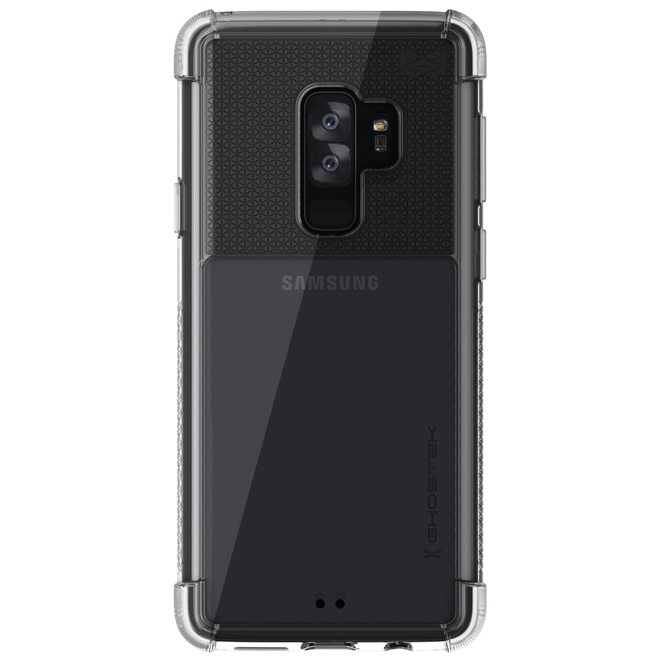 Galaxy S9 Plus Clear White Case