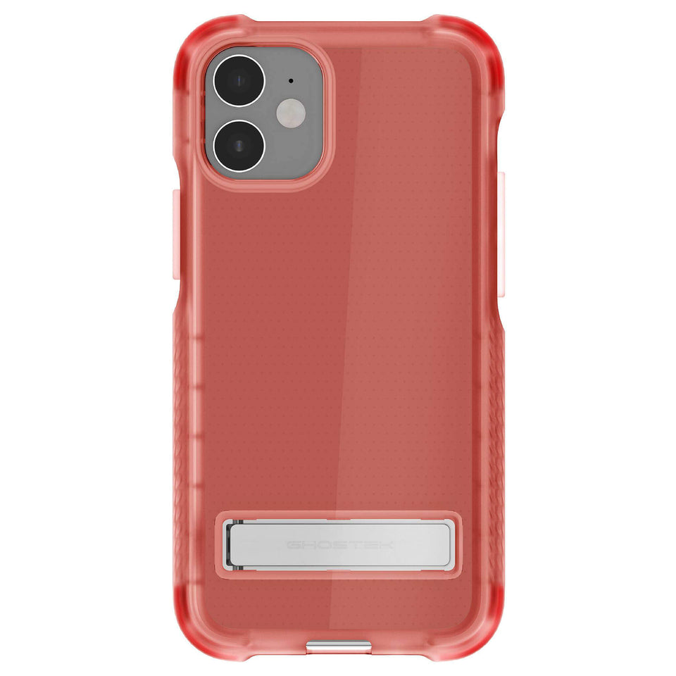 iPhone 12 Mini Clear Pink Cases