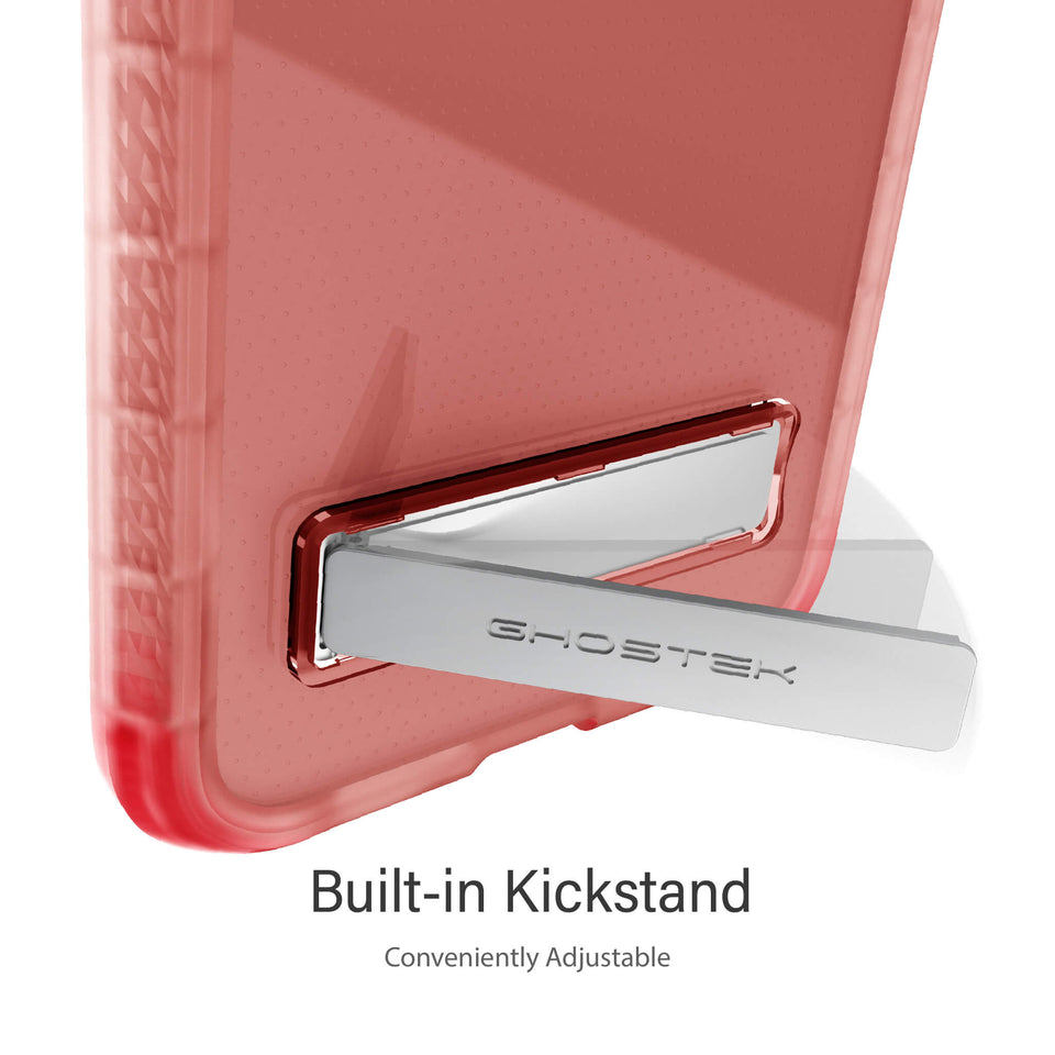 iPhone 12 Pro Max Pink Kickstand Cases
