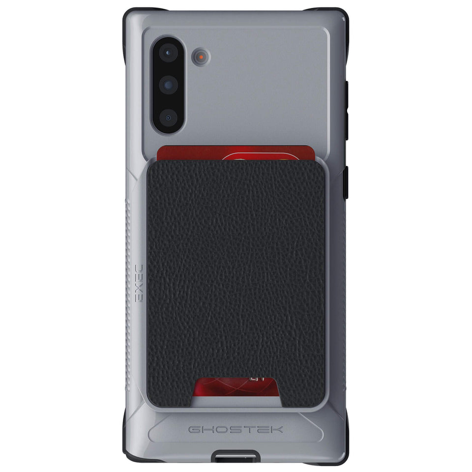 Galaxy Note 10 Gray Wallet Phone Case