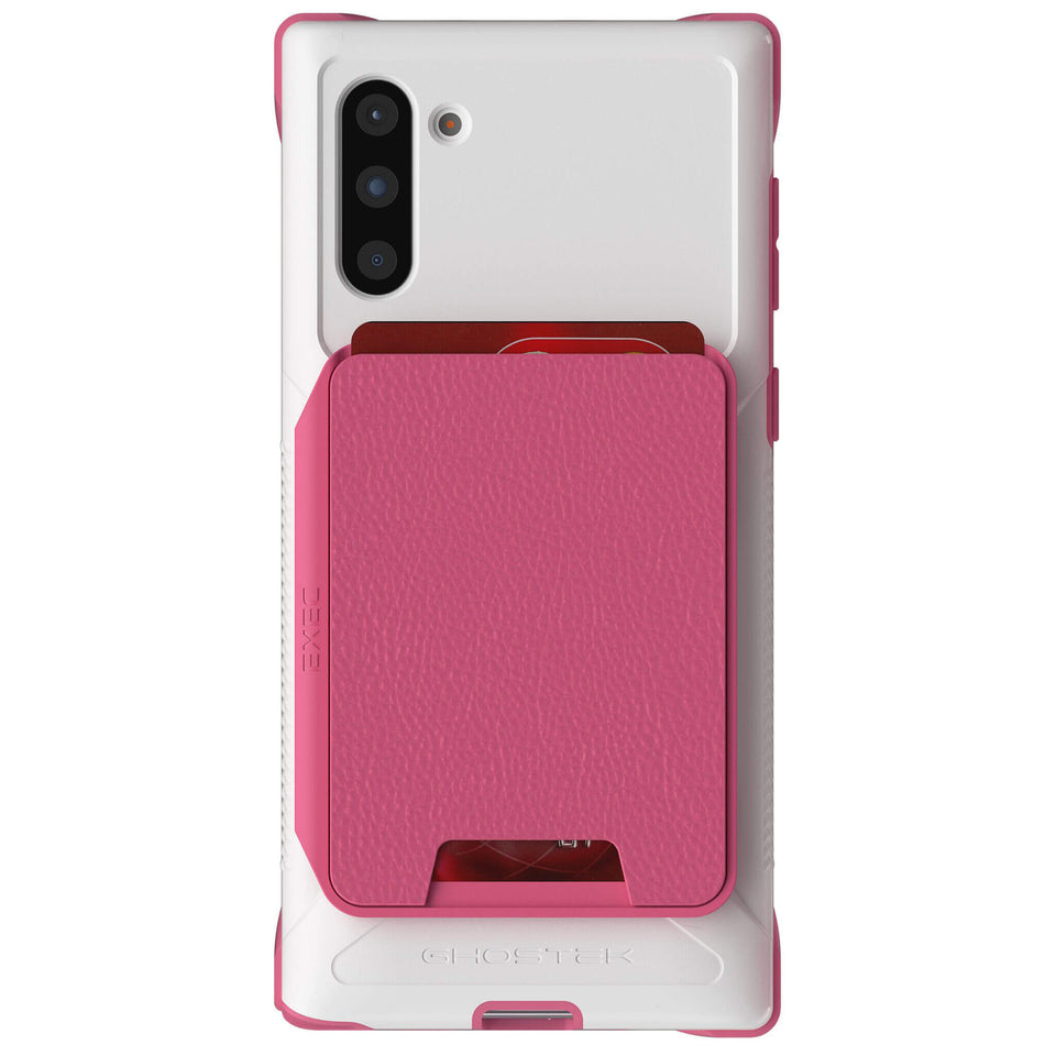 Galaxy Note 10 Pink Wallet Phone Case