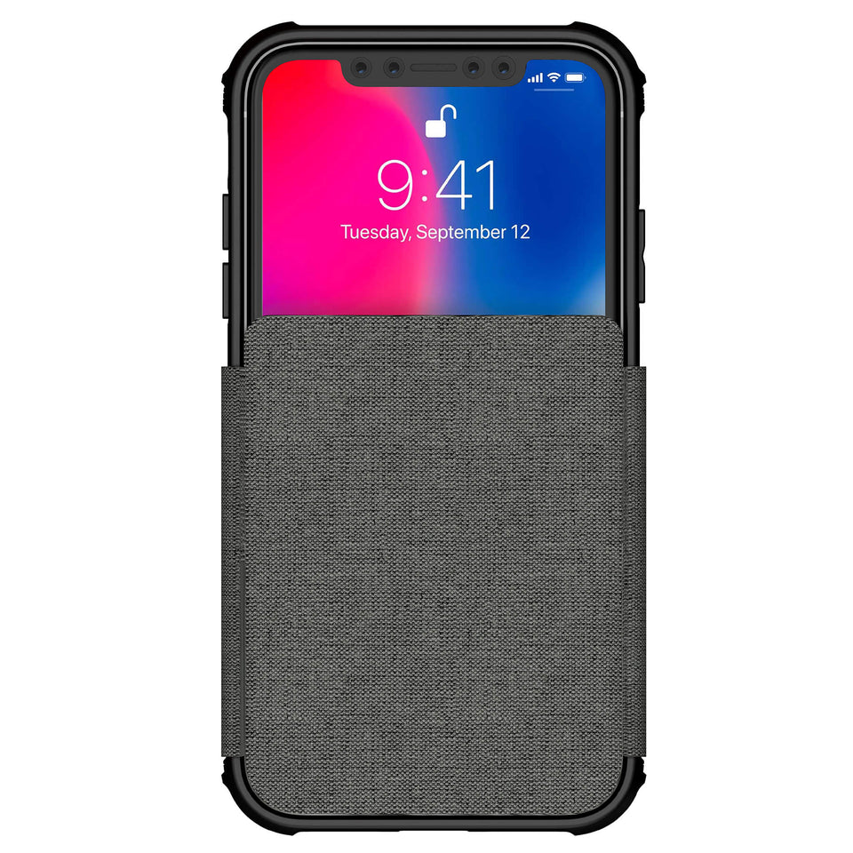 EXEC WALLET Cases for iPhone XR / XS Lineup