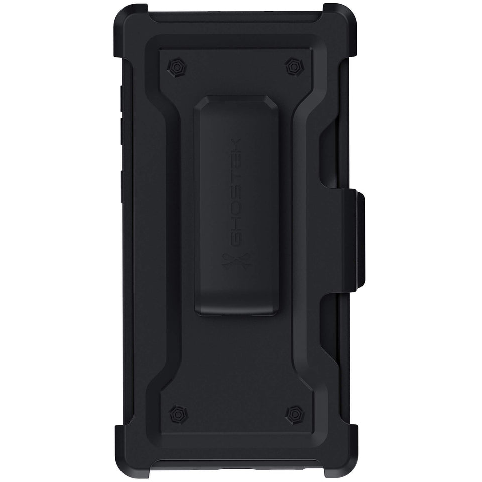 Galaxy Note 10 Black Belt Clip Case