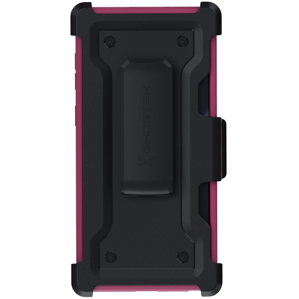 Galaxy Note 10 Pink Belt Clip Case