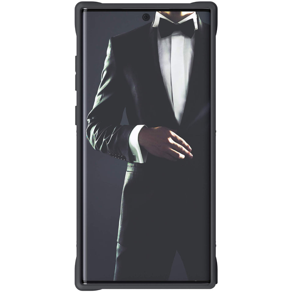 Galaxy Note 10 Plus Black Wallet Case