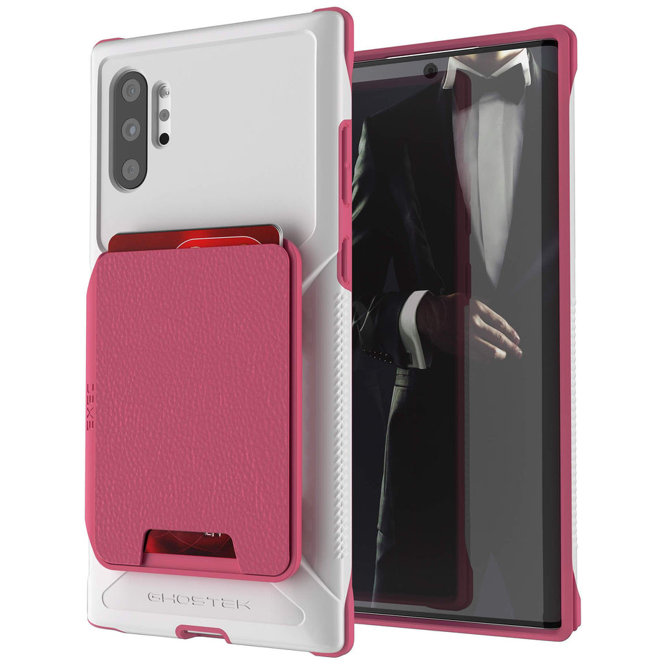 Galaxy Note 10 Plus Pink Wallet Case