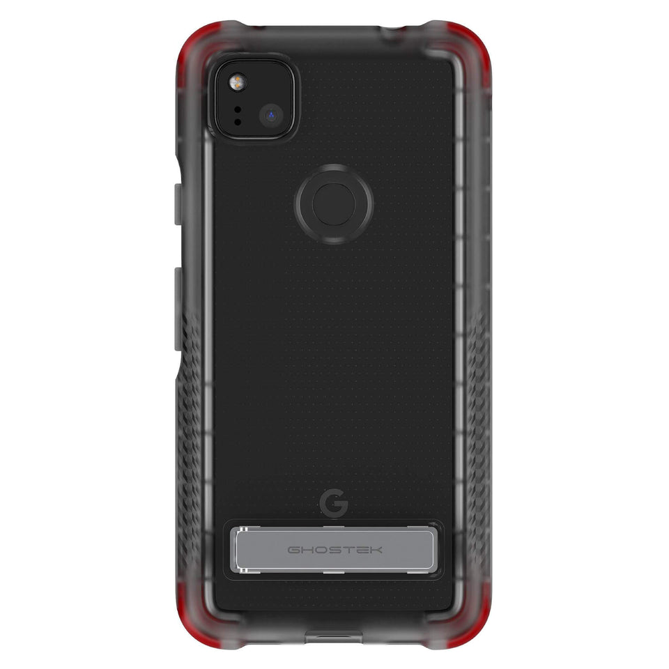 Pixel 4a Black Phone Case