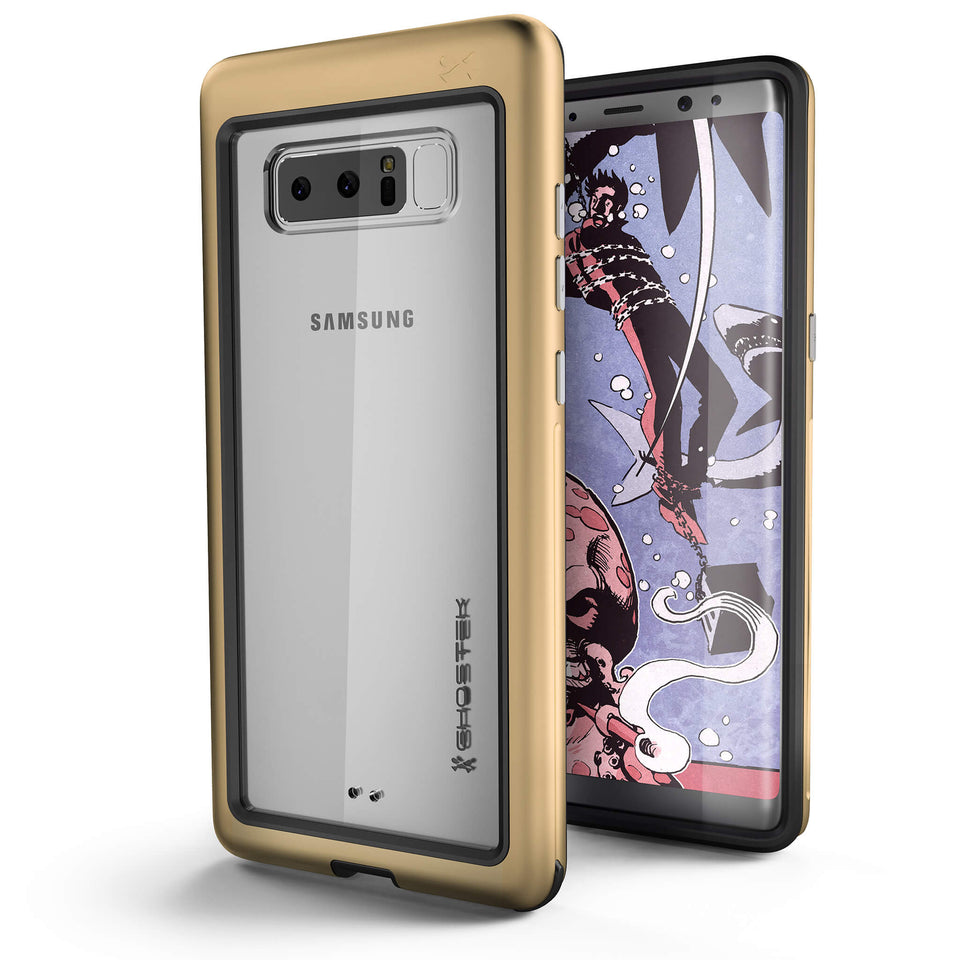 ATOMIC SLIM Cases for Galaxy Note 8 / 9 Lineup