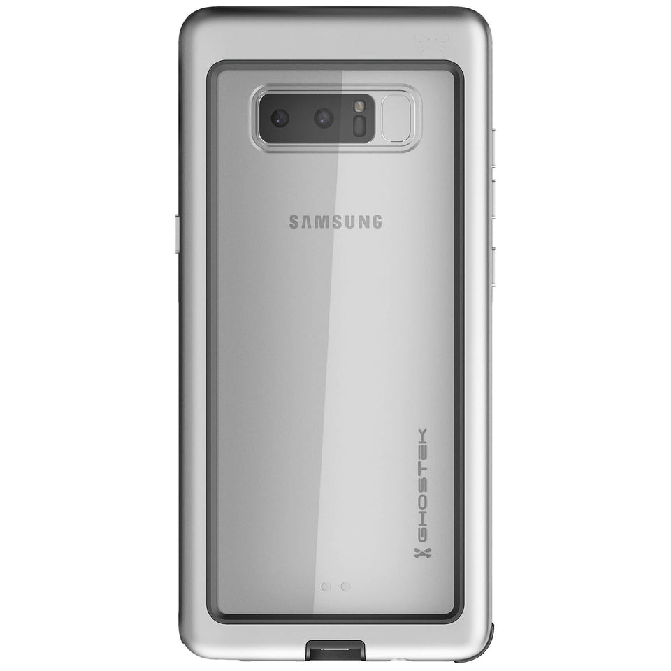 Galaxy Note 8 Silver Phone Case