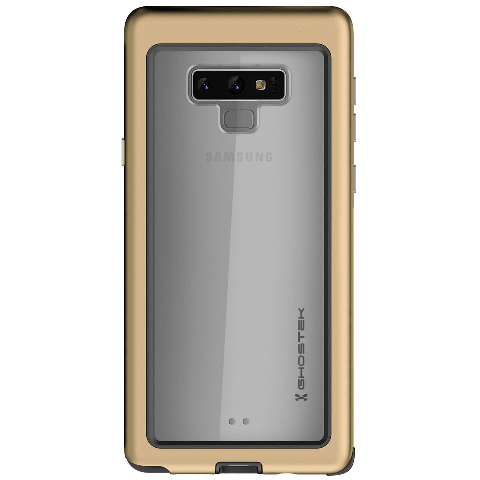 Galaxy Note 9 Gold Phone Case