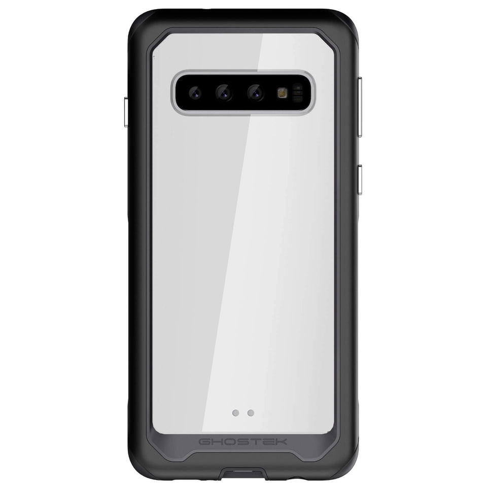 Galaxy S10 Black Phone Case