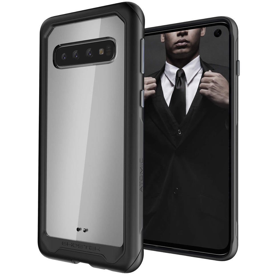 Galaxy S10 Plus - Pro Military Grade Aluminum Metal Bumper Phone Cases