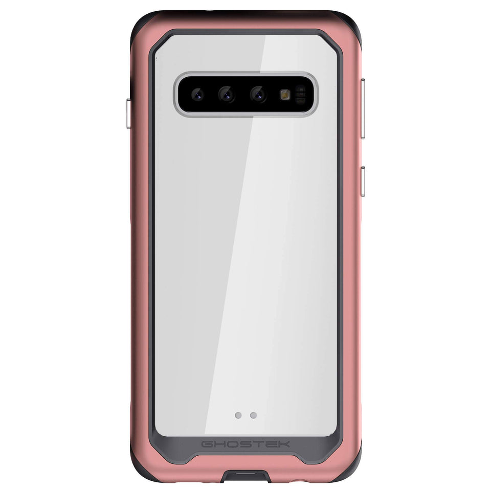 Galaxy S10 Pink Phone Case