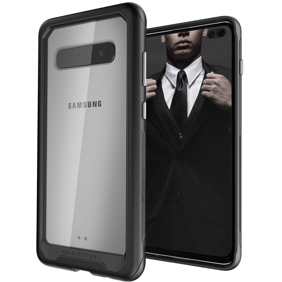 Galaxy S10 Plus Black Phone Case