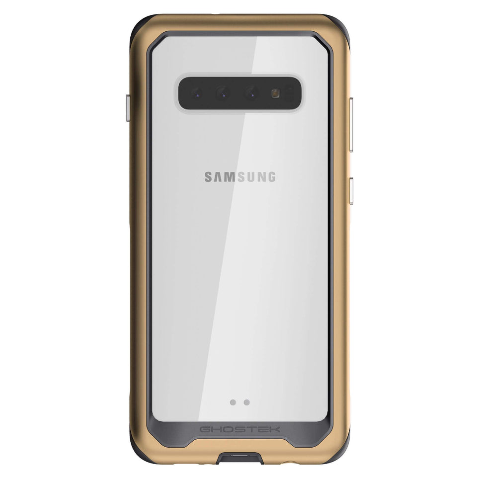 Galaxy S10 Plus Gold Phone Case