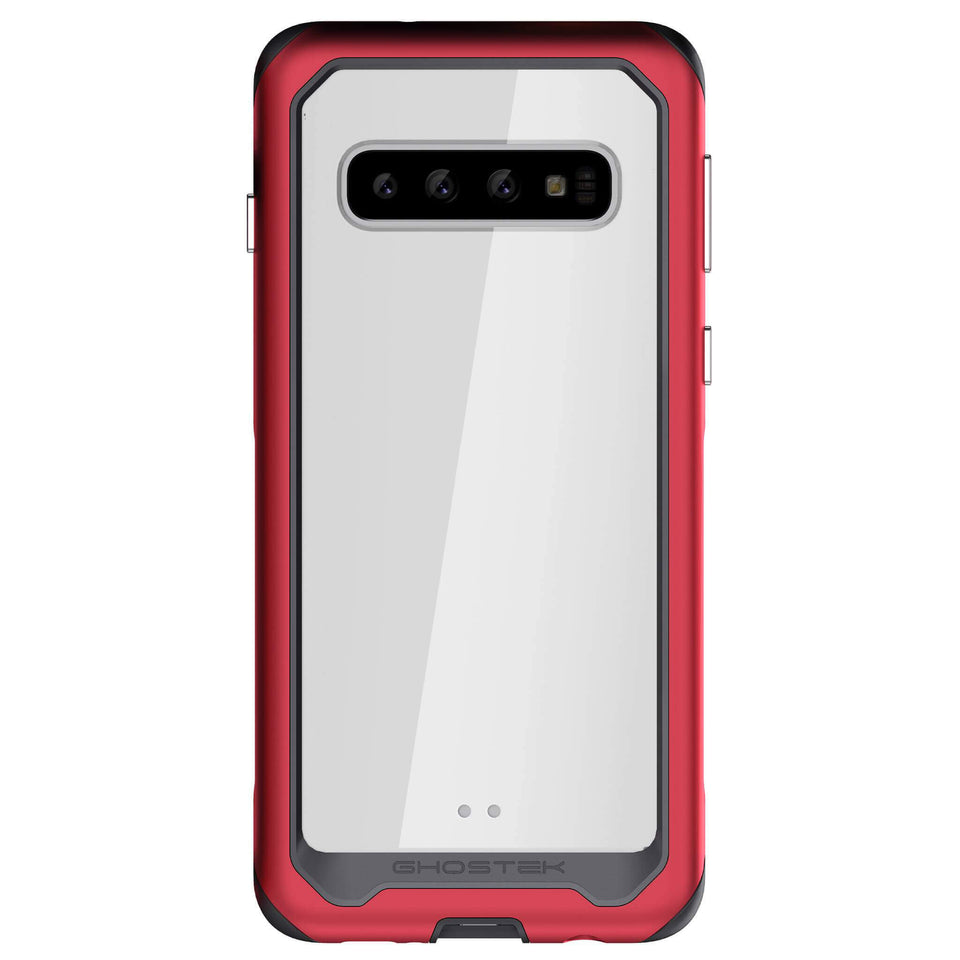 Galaxy S10 Red Phone Case