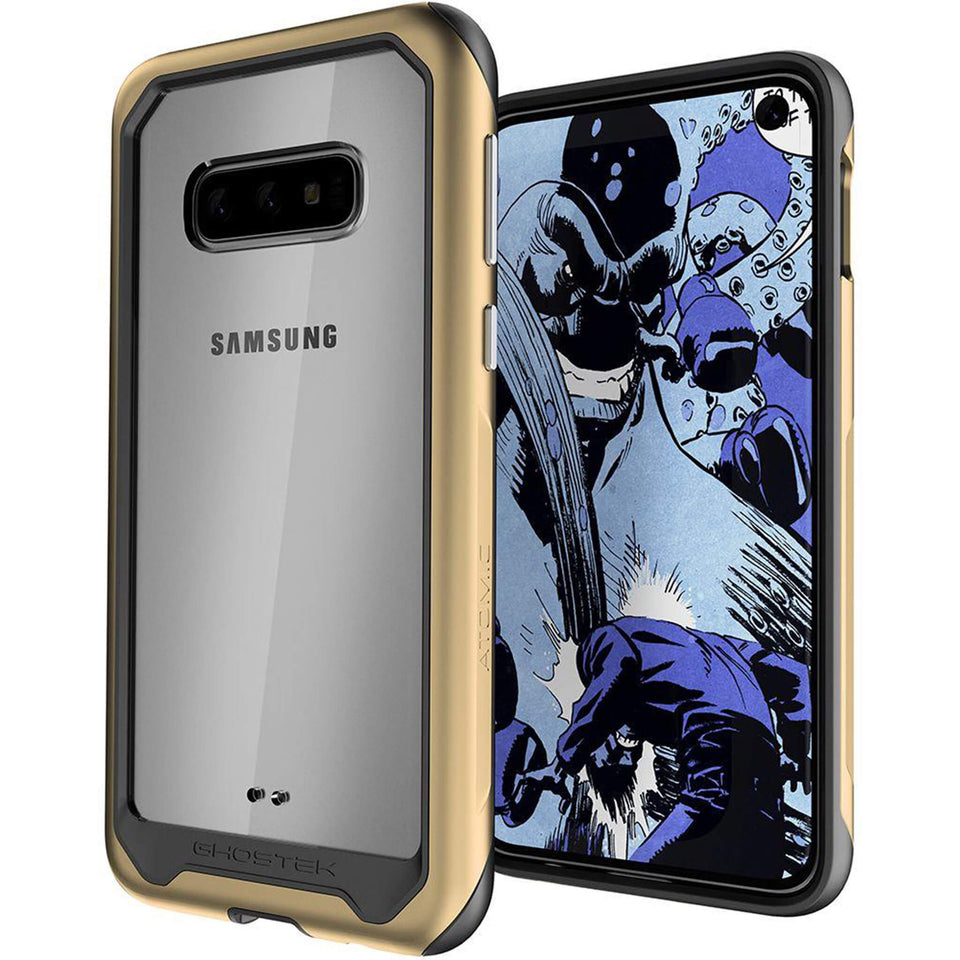 Galaxy S10e Gold Phone Case