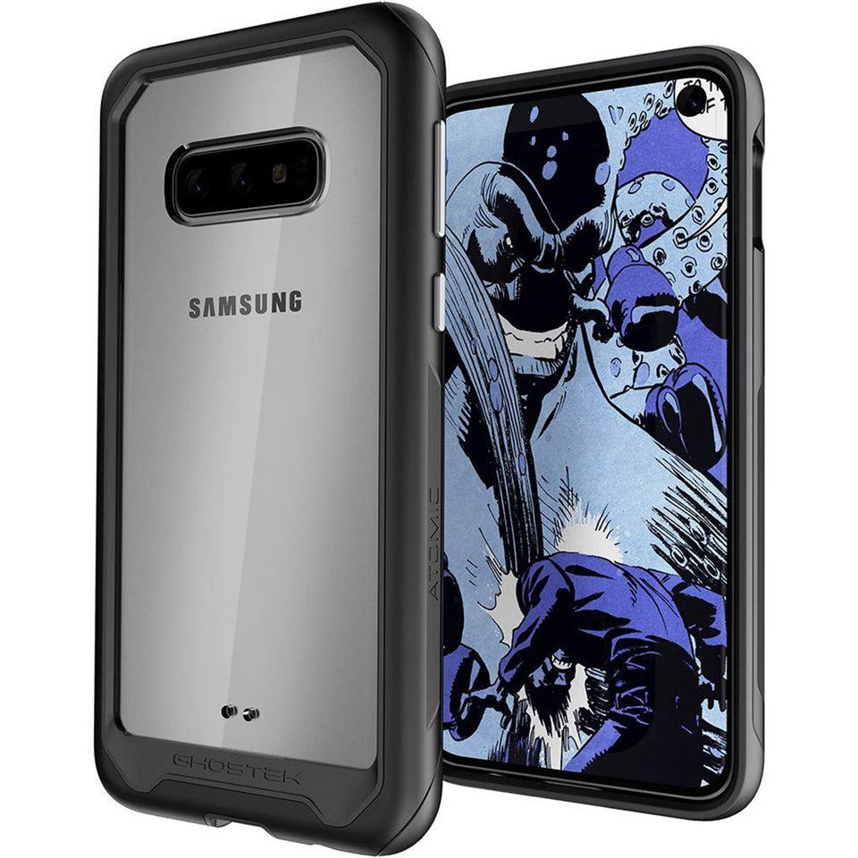 Galaxy S10e Black Phone Case