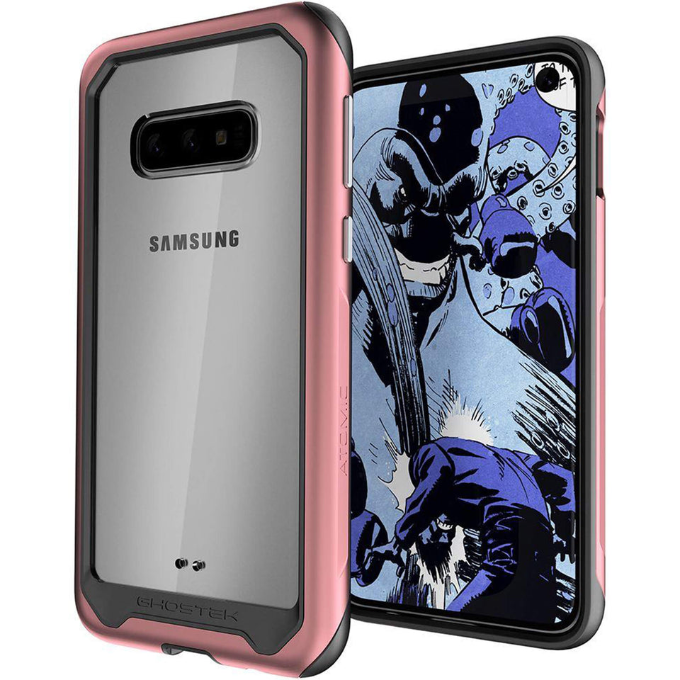 Galaxy S10e Pink Phone Case