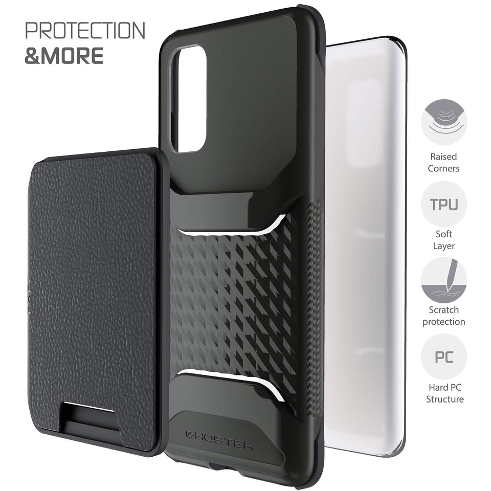 Galaxy S20 Plus Removable Wallet