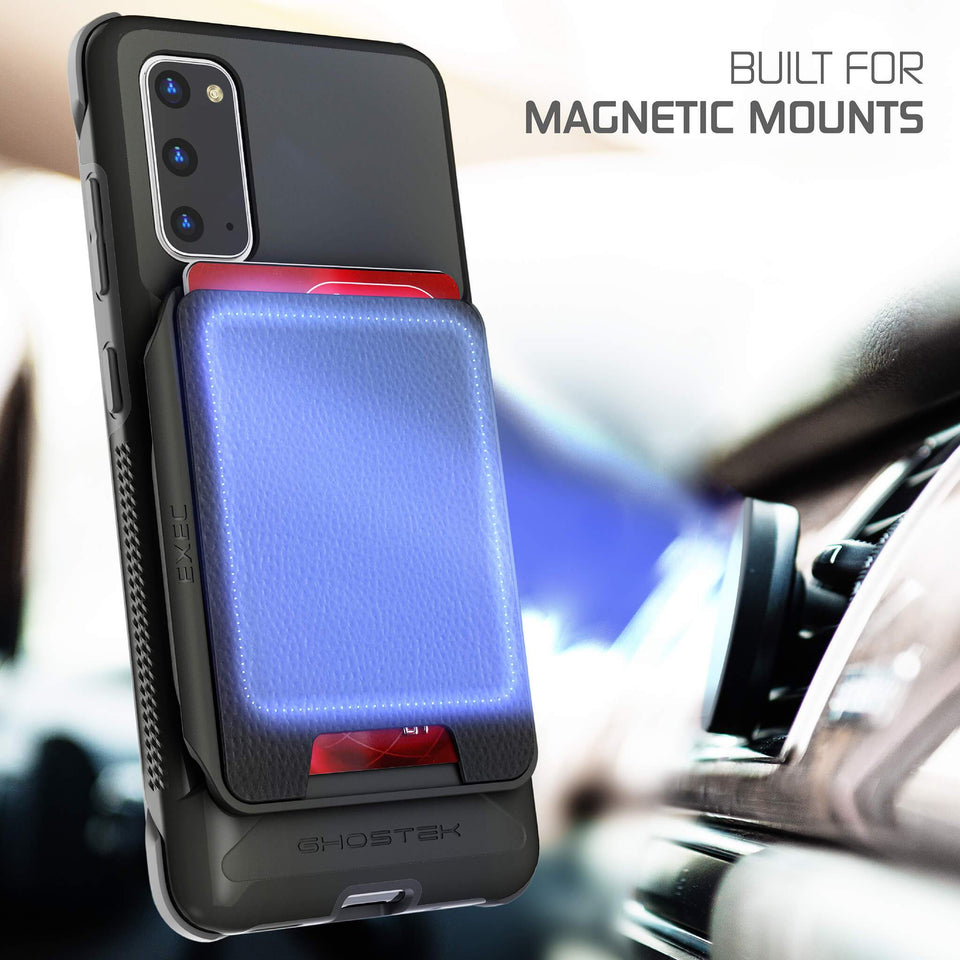 Galaxy S20 Ultra Magnetic Wallet