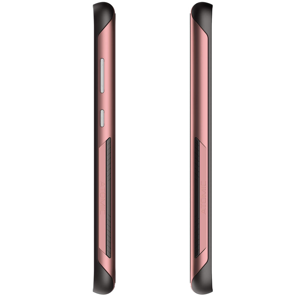 Galaxy S20 Plus Pink Metal Case