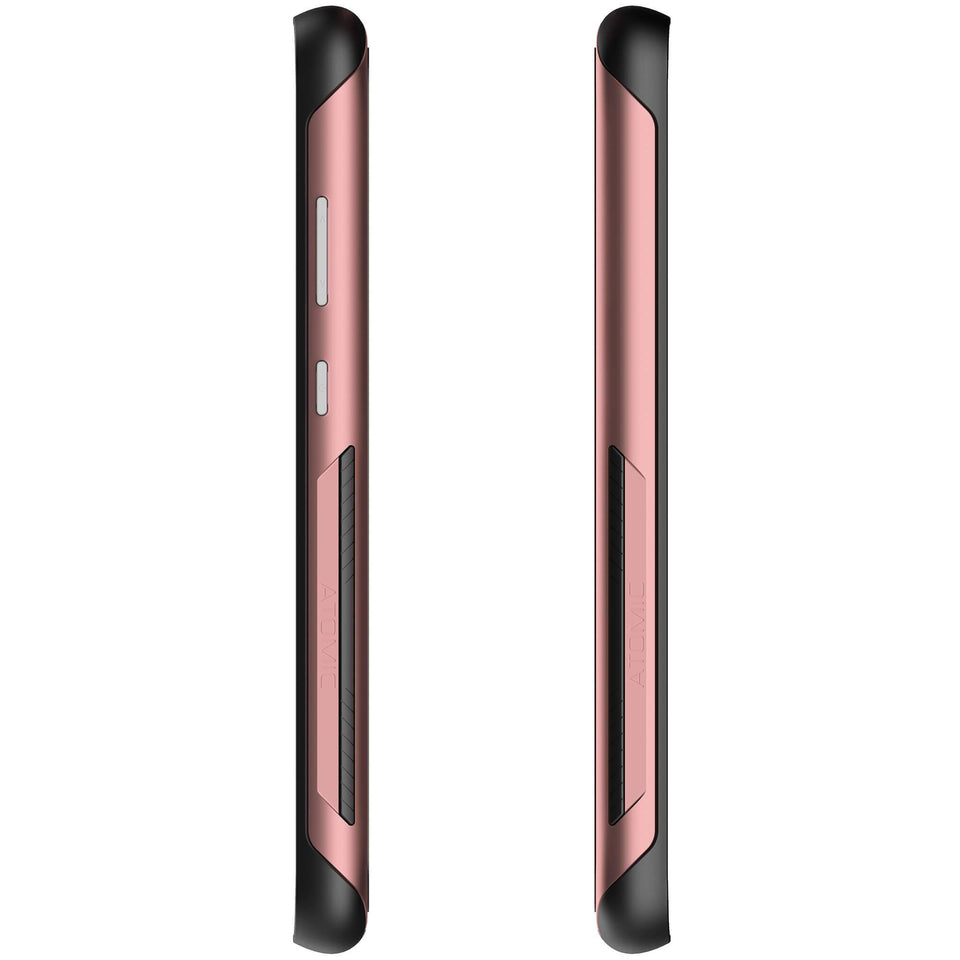 Galaxy S20 Ultra Pink Metal Case