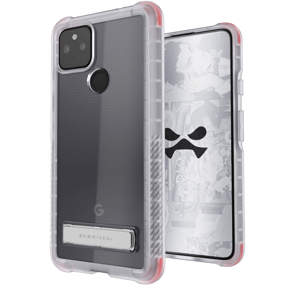 Pixel 4a 5G Clear Phone Case