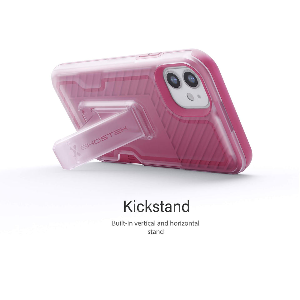 iPhone 11 Pink Beltclip Phone Case
