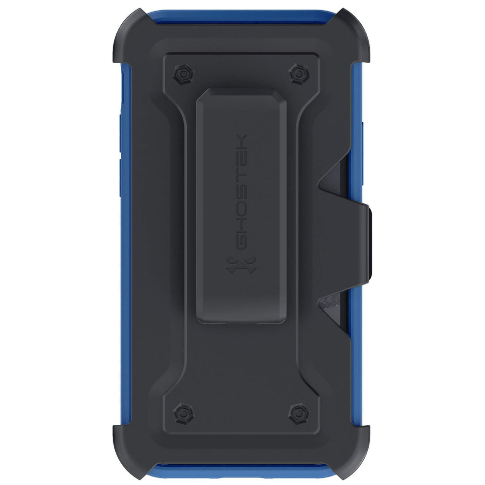 iPhone 11 Pro Max Blue Beltclip Phone Case