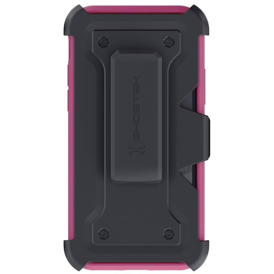 iPhone 11 Pro Max Pink Beltclip Phone Case