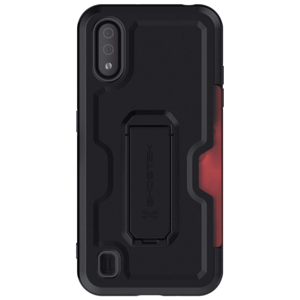 Galaxy A01 Case — IRON ARMOR